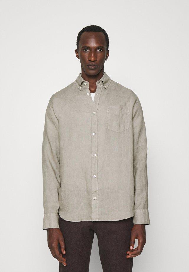 LEVON SHIRT - Overhemd - grey
