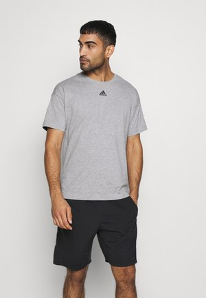 TEE - T-shirts print - medium grey heather
