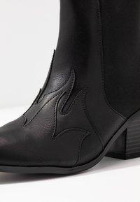 Vero Moda - VMJESS BOOT - Ankle boots - black - 2