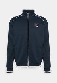 Fila - JACKET BEN - Sportovní bunda - peacoat blue - 0