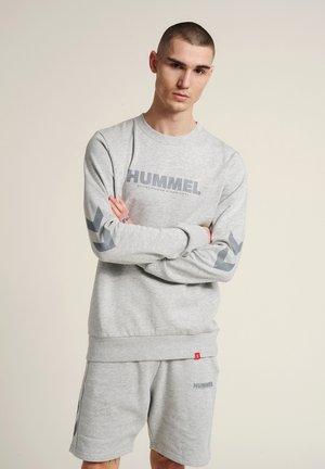 LEGACY - Sweatshirt - grey melange