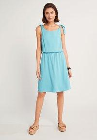 comma - Day dress - seablue - 1