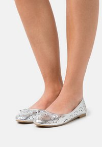Anna Field - Ballet pumps - silver - 0
