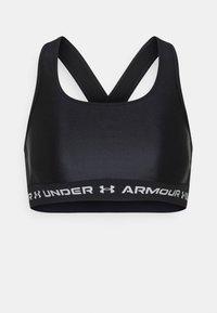 Under Armour - CROSSBACK - Sujetadores deportivos con sujeción alta - black - 4