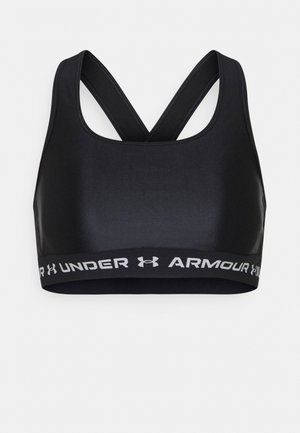 CROSSBACK - High support sports bra - black