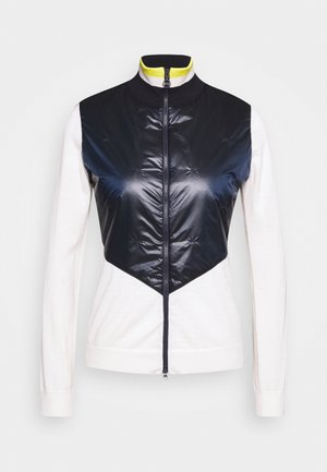 LUNA HYBRID - Outdoor jacket - white