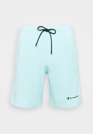 BERMUDA - Sports shorts - light blue