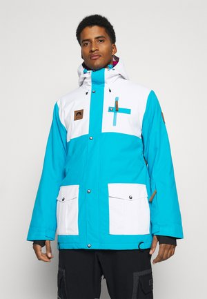 YEH MAN JACKET  - Skidjacka - blue/white