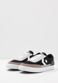 Converse - NET STAR CLASSIC - Trainers - black/white/dolphin - 2
