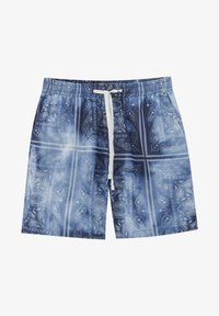 PULL&BEAR - Shorts - blue - 6