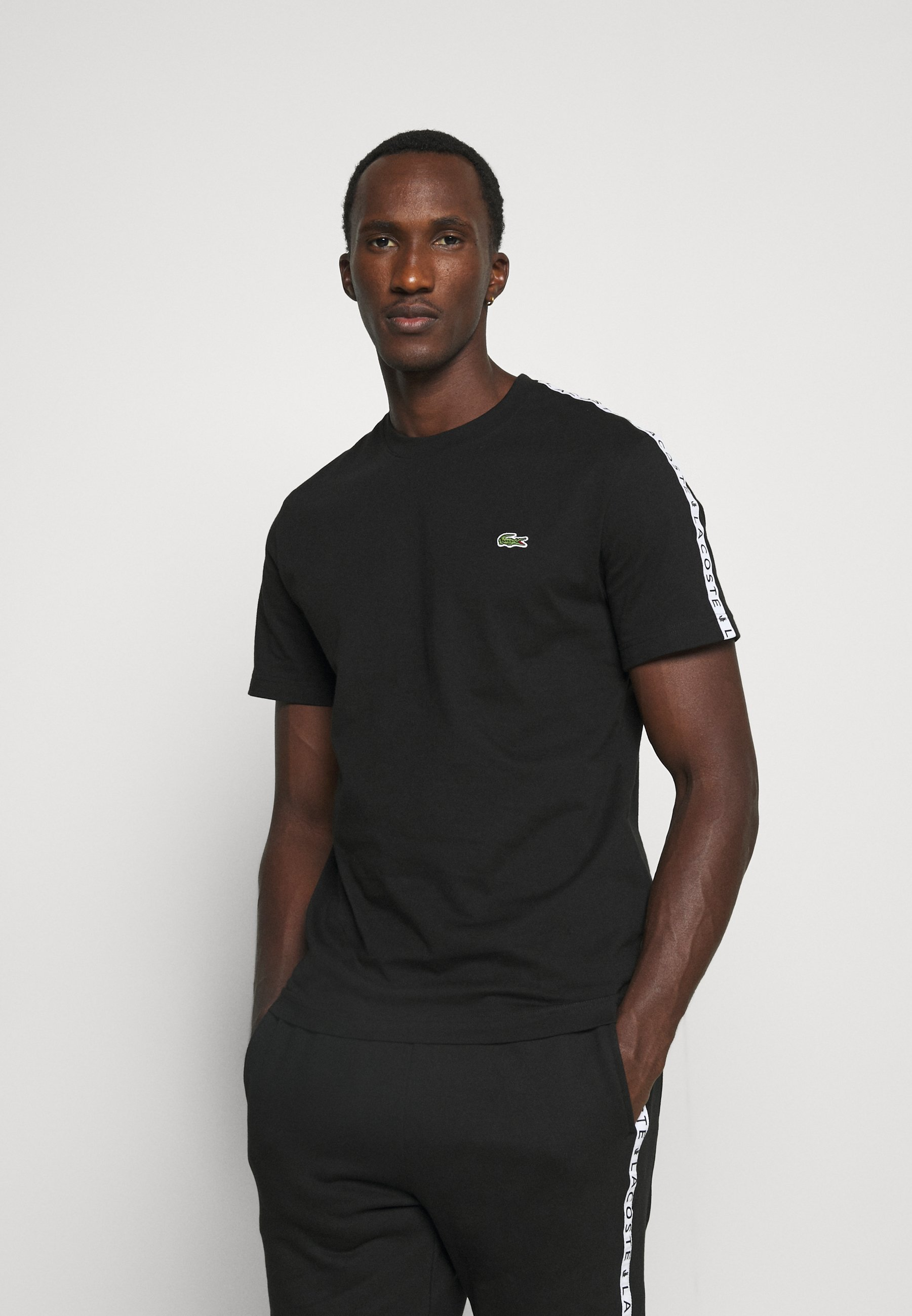 Herren T-Shirt print - noir