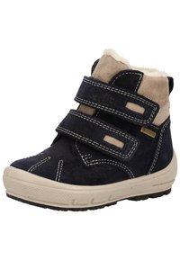 Superfit - Winter boots - blau/beige - 2