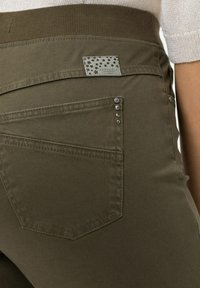 BRAX - Trousers - olive - 4