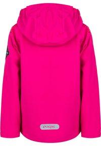 ZIGZAG - Outdoor jacket - 4072 pink peacock - 6