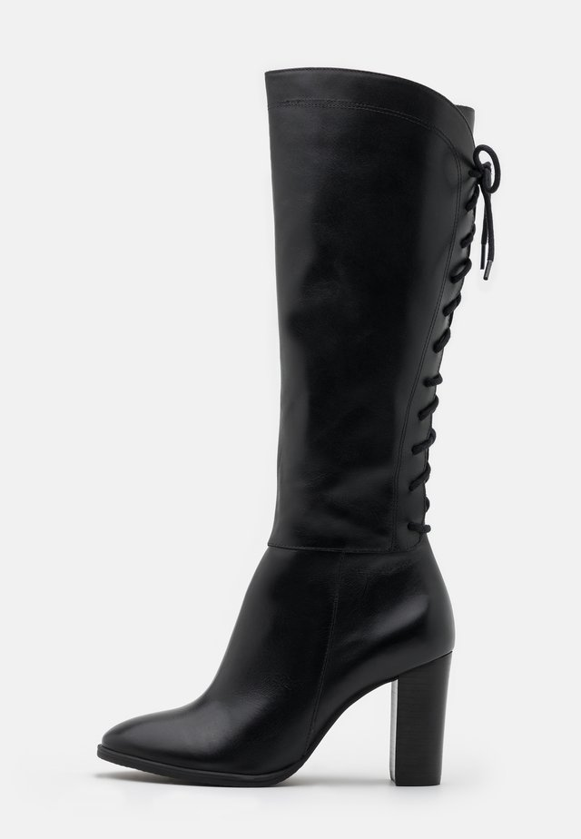 EGO - Lace-up boots - noir