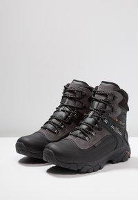 Hi-Tec - RAVUS CHILL 200 WP - Winter boots - charcoal/black - 2