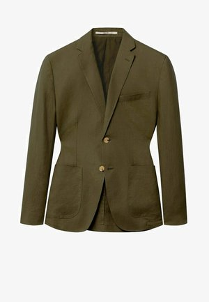 Suit jacket - kaki