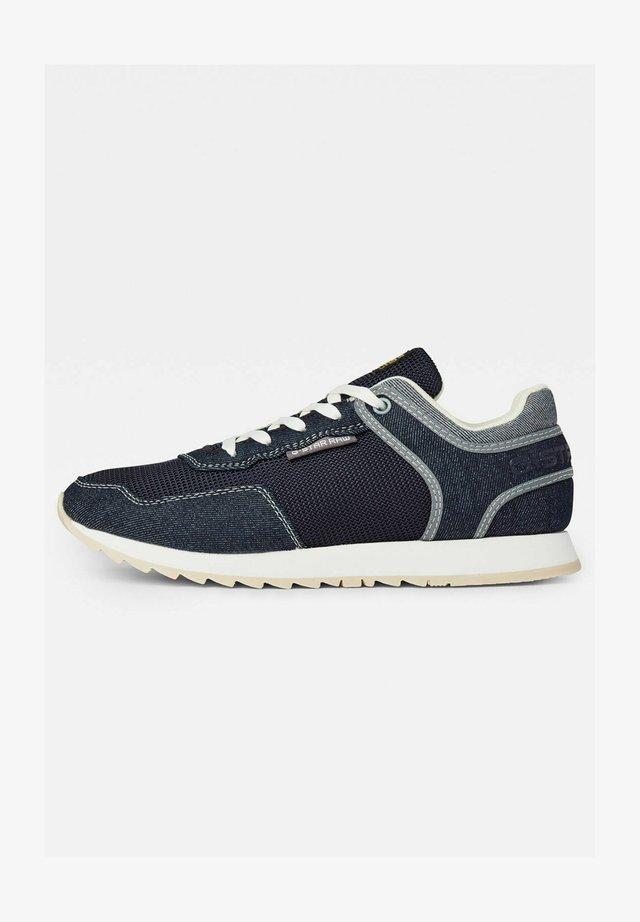 CALOW - Sneakers laag - dk saru blue