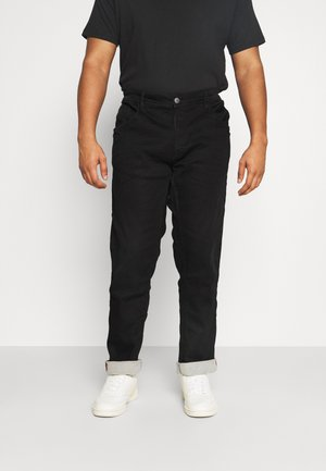 TWISTER FIT - Jean droit - denim black
