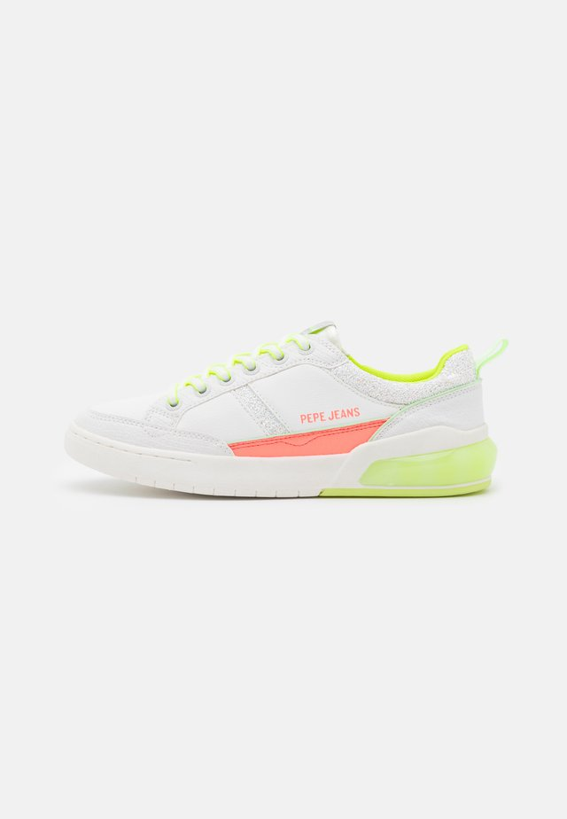 MARBLE FAST - Trainers - white