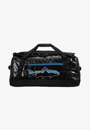 BLACK HOLE DUFFEL 55L UNISEX - Sports bag - black