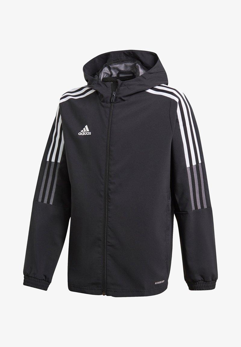 adidas Performance - Training jacket - schwarz