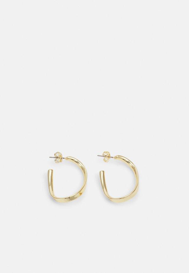 Boucles d'oreilles - gold-coloured