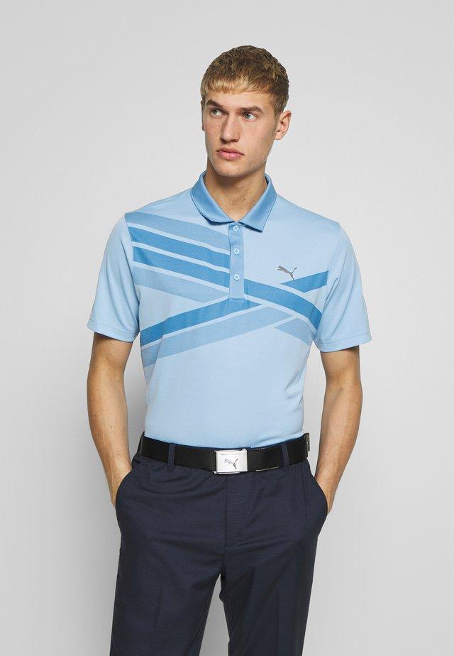 TEXTURE - Polo shirt - blue bell