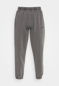 BDG Urban Outfitters - JOGGER PANT UNISEX - Tracksuit bottoms - washed black - 3