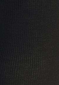 Noa Noa - SEAMLESS - Svetr - black - 2