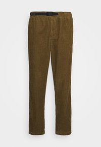 The North Face - BERKELEY FIELD PANT UTILITY - Trousers - brown - 4