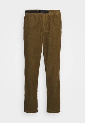 BERKELEY FIELD PANT UTILITY - Tygbyxor - brown