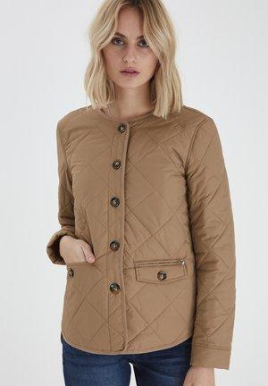 PZELINA - Light jacket - tannin