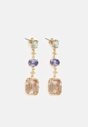 PCVICKY EARRINGS - Earrings - gold-coloured