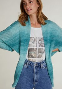 Oui - Cardigan - light green gre - 3