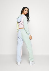 Nike Sportswear - PANT  - Teplákové kalhoty - hydrogen blue/pink foam - 2