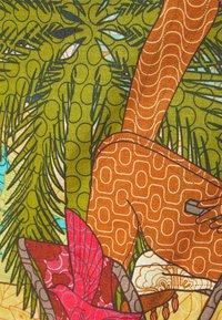 Farm Rio - BEACH DESIRE WRAP SKIRT - Pencil skirt - multi - 6