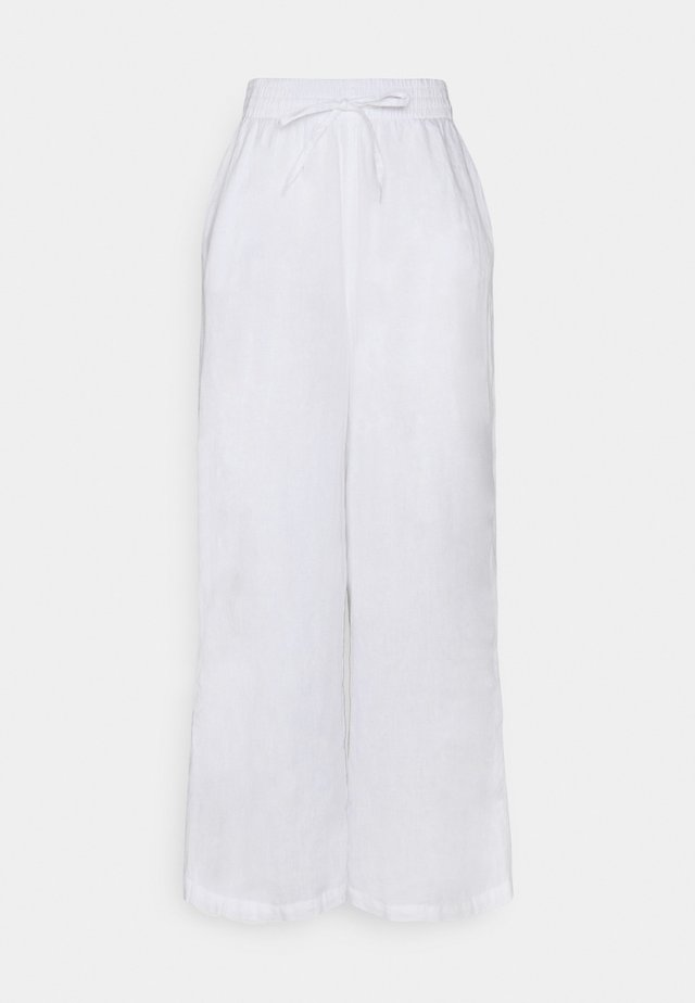 DISA TROUSERS - Bukse - offwhite