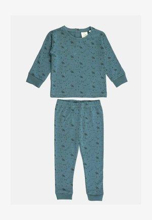 SET - Pyjama set - forest green