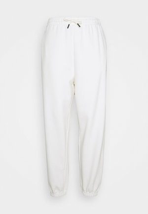 FLORIDA BOXY FIT PANTS - Pantalones deportivos - white