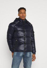 Brave Soul - JARED - Winter jacket - navy - 0