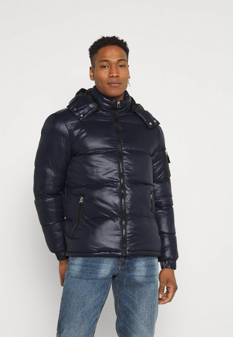 Brave Soul - JARED - Winter jacket - navy