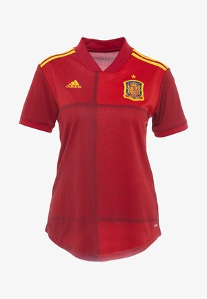 SPAIN FEF HOME JERSEY - T-shirt con stampa - vicred