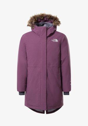G ARCTIC SWIRL - Parka - pikes purple