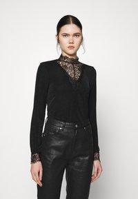 Vero Moda - VMKAKO - Long sleeved top - black - 0