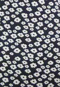 EDITED - AURORA SKIRT - Mini skirt - dark blue/white - 4