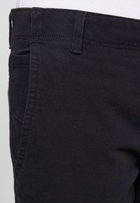 DOCKERS - SMART FLEX ALPHA  - Chino kalhoty - black - 3