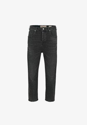 Straight leg jeans - vintage black