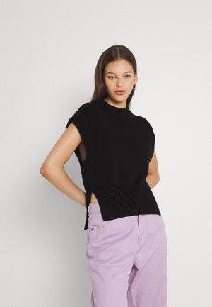 MEG - T-shirt - bas - black