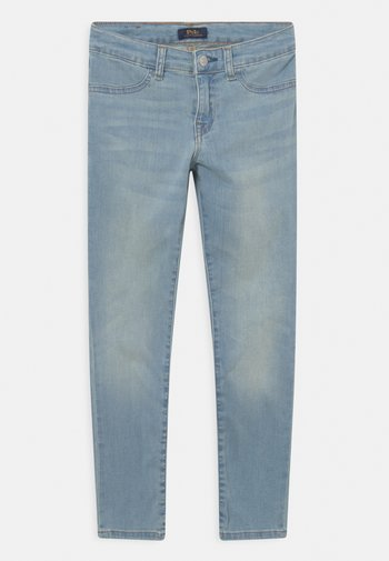 AUBRIE - Jeansy Skinny Fit - blue